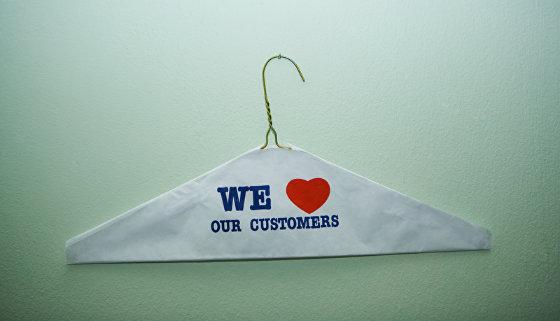 Wir lieben unsere Kunden